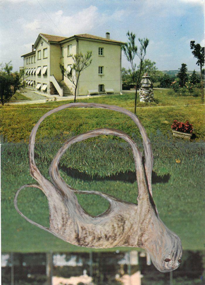 pierre-ardouvin-etudes-pour-ecrans-de-veille-5-19-2013-2014-cartes-postales-assemblees-et-peinture-acrylique-15x21cm-70fd0123a52e072acb39a0e167abca8d