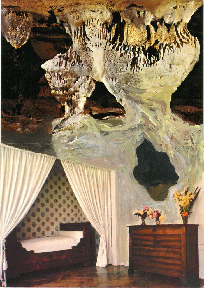 pierre-ardouvin-etudes-pour-ecrans-de-veille-7-19-2013-2014-cartes-postales-assemblees-et-peinture-acrylique-15x21cm-61d2d598125497ab1a59f61c5f9aab8a