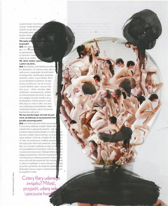 przemek-matecki-croquis-a-l-huile-22-28-pages-de-magazine-et-peinture-a-l-huile-22x30-cm-3ae78055c553b869c36b4b94d28a4ccd