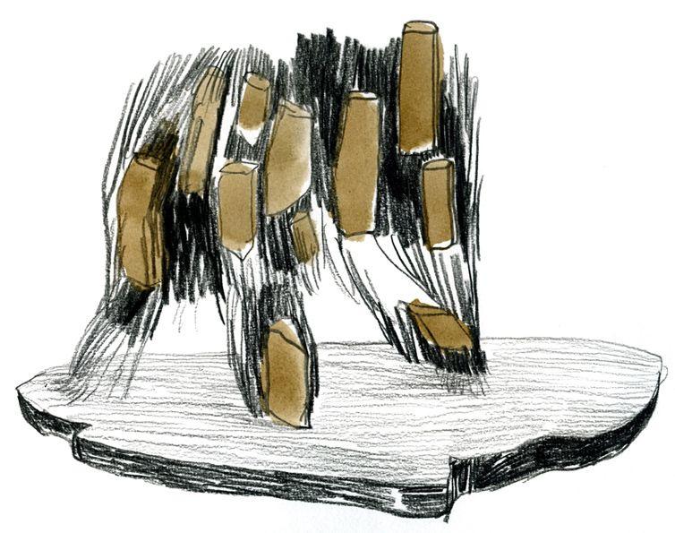 armelle-de-sainte-marie-decollement-2012-broux-de-noix-et-craie-grasse-20x25cm-0b50d41cbb8515c1040326ee274c7068