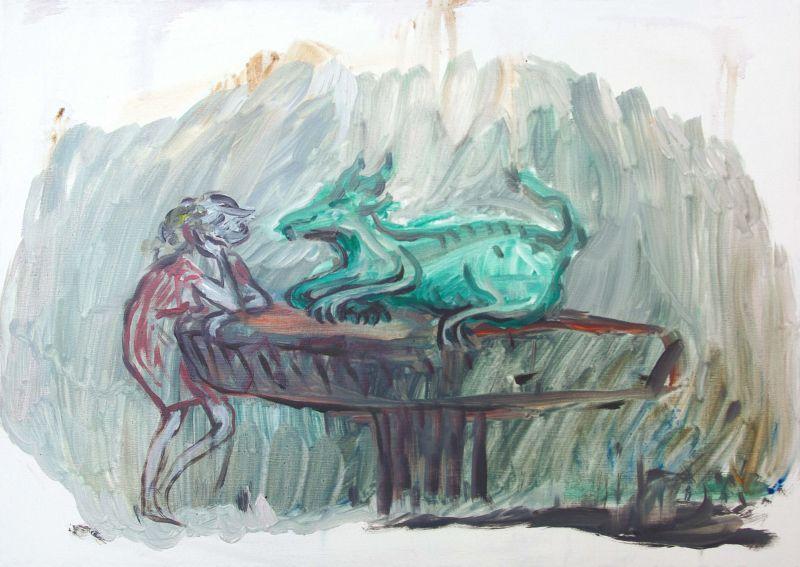 autoportrait-ou-conversation-avec-muse.huile-sur-bois-26x37cm-bd-0a7e2300ce47068e9ca594ff9232cc42