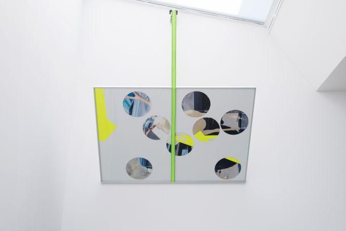 benoit-gehanne-pour-la-cheminee-2013-collage-et-sangle-150x100cm-32f061ecb0731a18ae40b49bb1b605b6